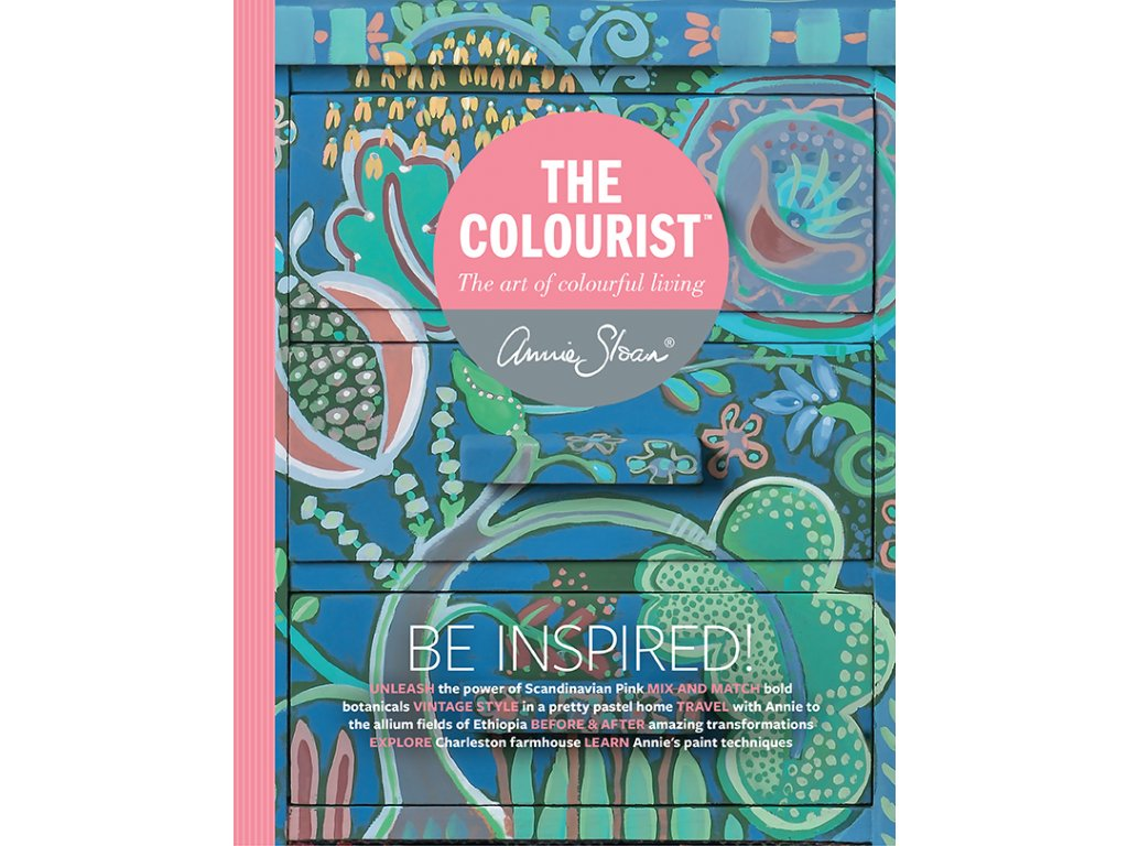The Colourist cover issue 1
