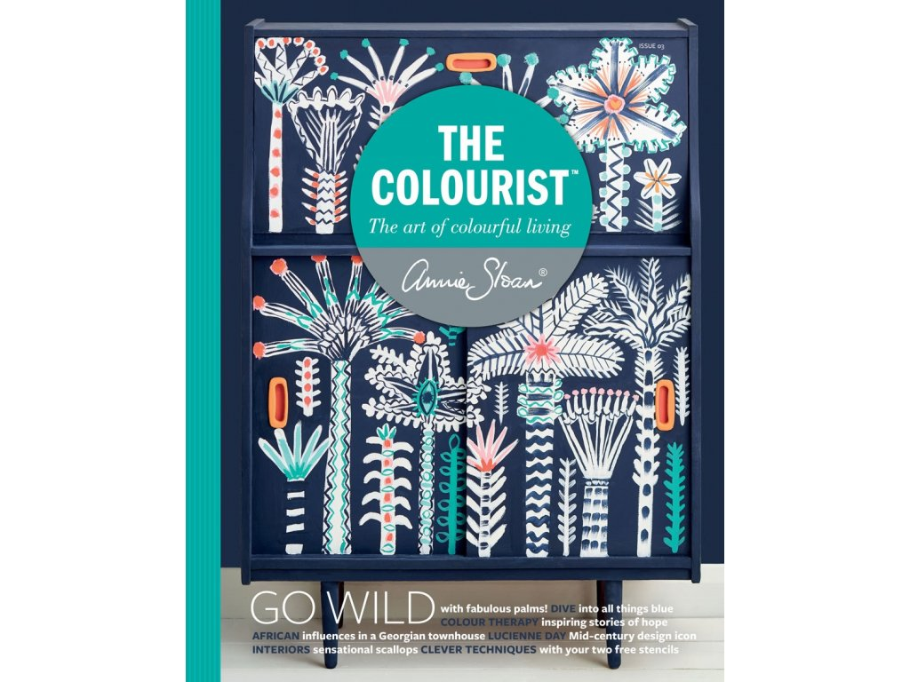 the colourist issue 3 cover 896