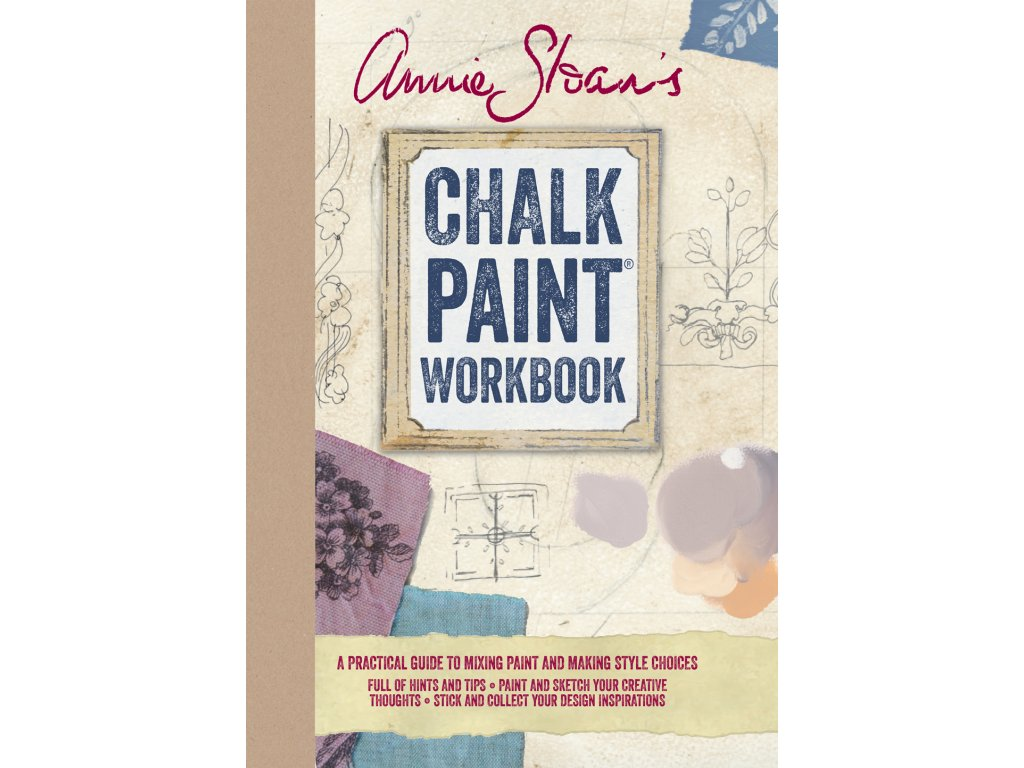 Chalk Paint WorkBook 2