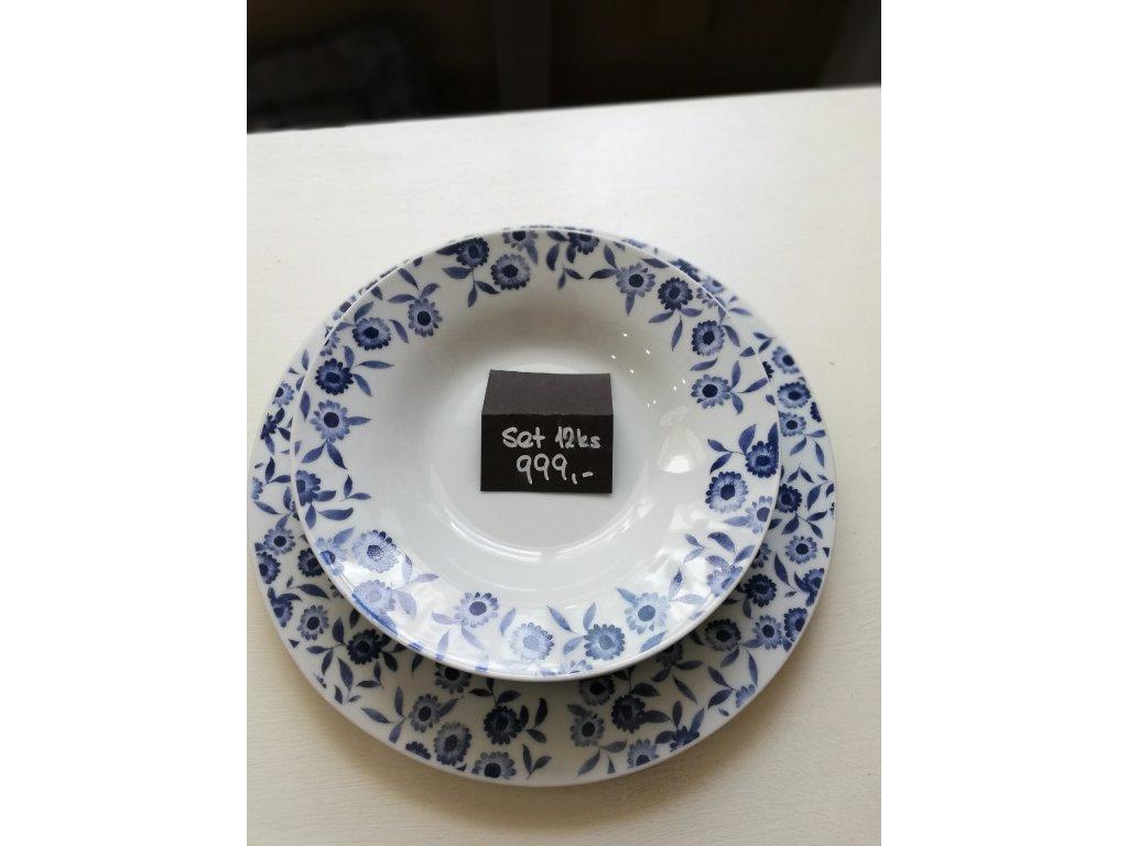 set talířů