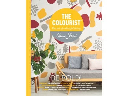 The Colourist cover ISSUE 2