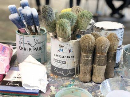 Annie Sloan workshop 11 6 15 107