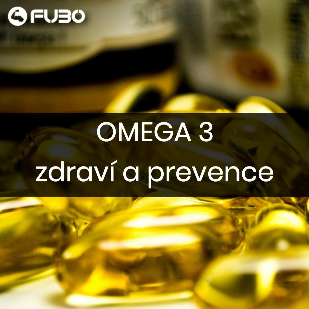 Omega 3 kyseliny - Pro zdraví orgánů i mozku!