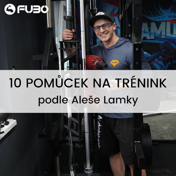 10 pomůcek na cvičení, které doporučuje Aleš Lamka
