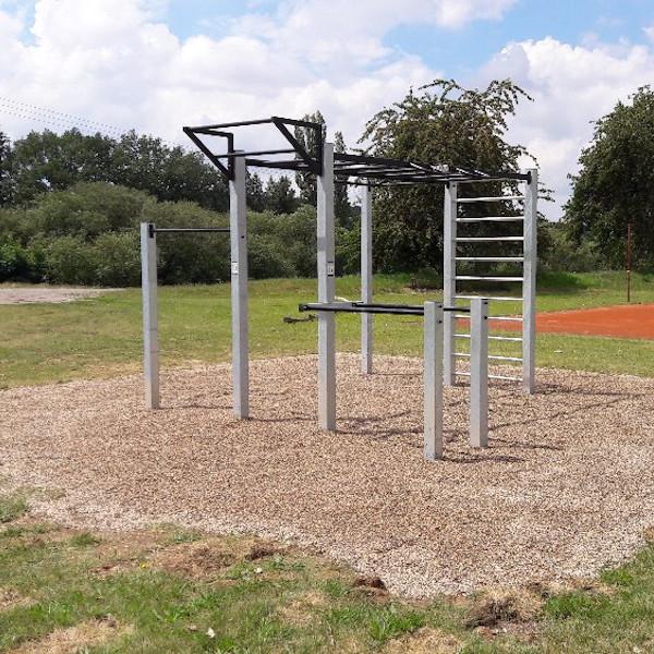 Co je to workoutové hřiště?