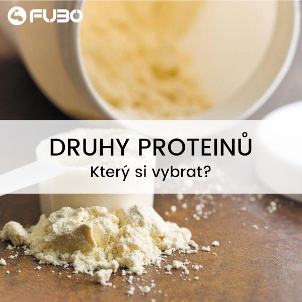 Proteiny - který si vybrat?