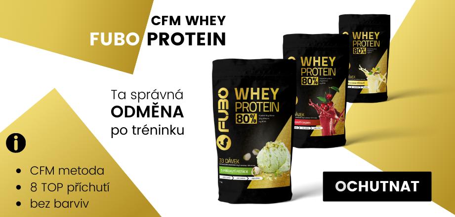 FUBO CFM WHEY Protein