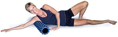 foam-roller-latissimus-exercise