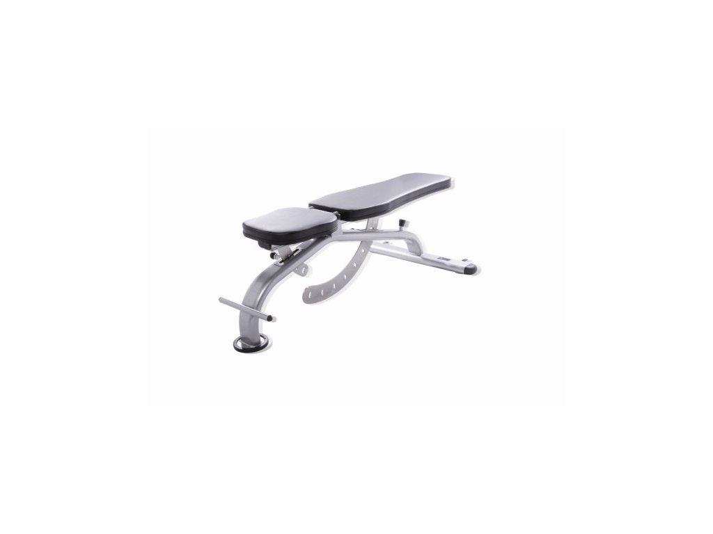 Multifunkční posilovací lavice Lifemaxx