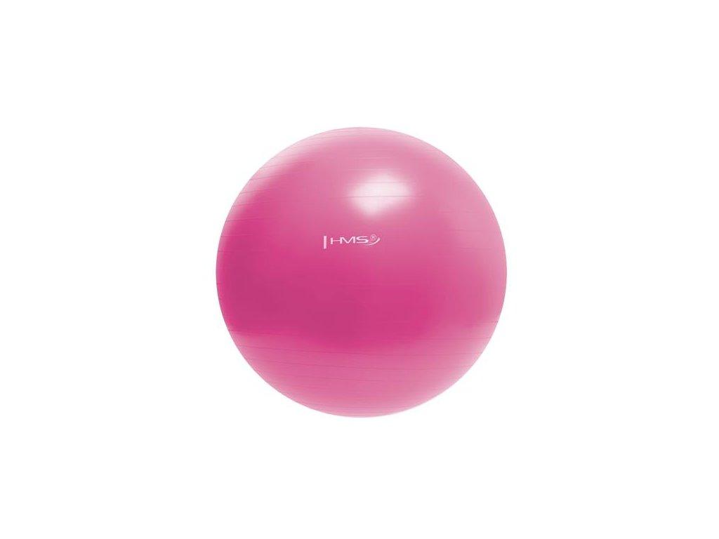 GYMNASTICKÝ MÍČ 55CM - růžový