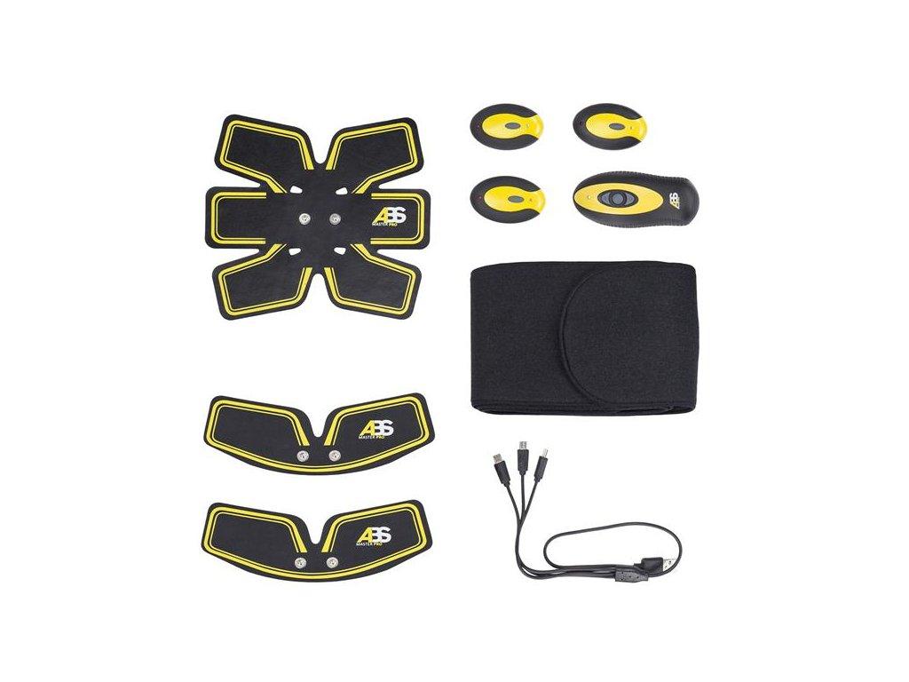 Elektrický posilovač svalů ABS MASTER Pro