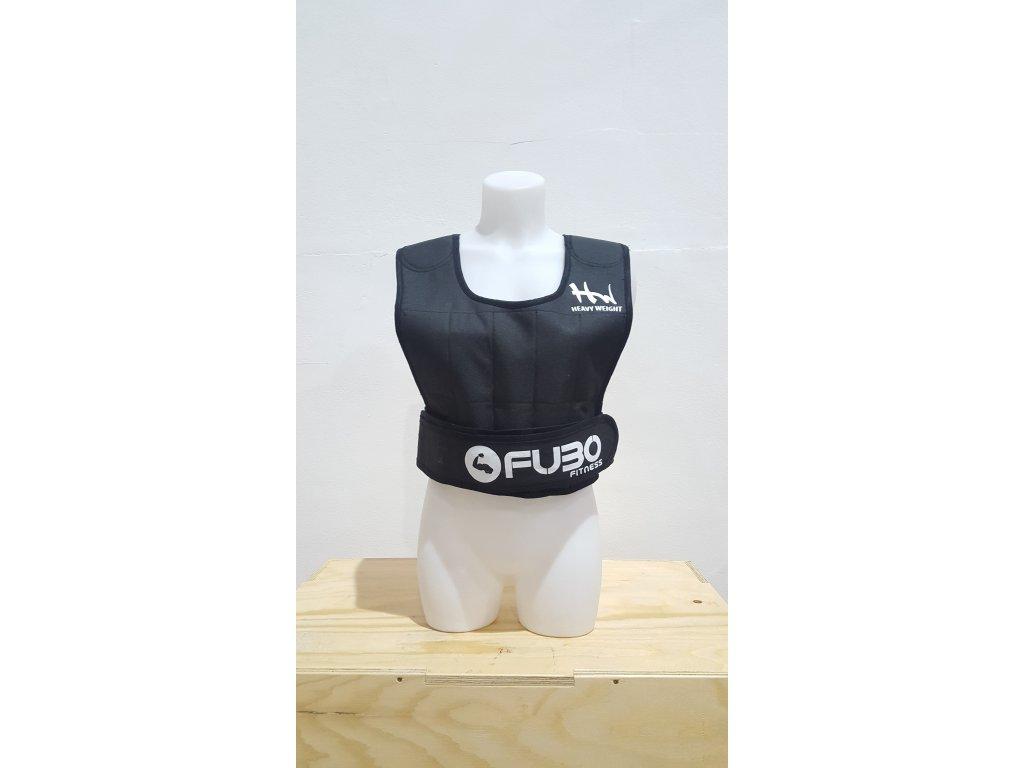 Zátěžová vesta FUBO Fitness