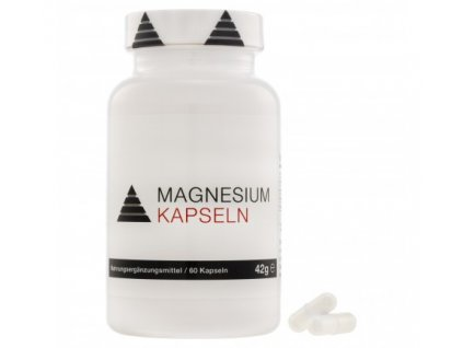 YPSI Magnesium Kapseln - 60 kapslí