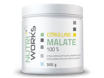 Citrullinemalate300g Nutriworks (1)