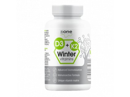 Aone D3+K2 Winter Vitamins