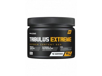 Body Attack Tribulus Extreme 80 kapslí stimulant testosteronu