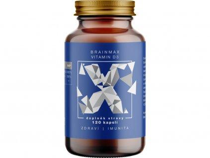 22124 vitamin d3 brainmax 120 kapsli jpg eshop