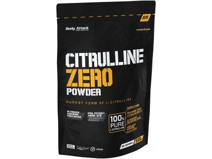 Body Attack Citrulline Zero Powder 500g