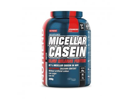 micellar casein 2250 2020 strawberry