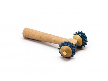 1025 1 dvojity masazni valecek t roller