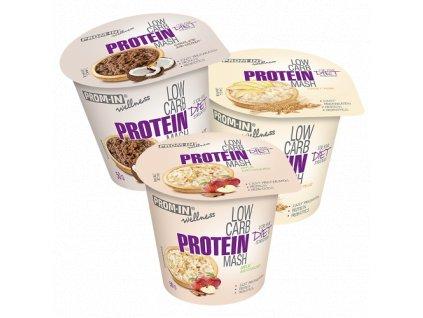 Low Carb Protein Mash instantní Ovesná kaše