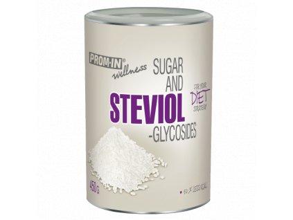 Cukr a steviol - glykosidy