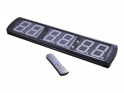 6číselný časovač pro fitness