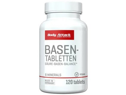 Body Attack Basen Tabletten 120 tablet