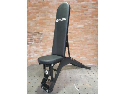 Polohovatelná fitness lavice FUBO