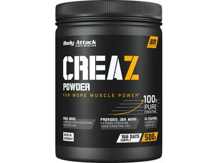 Body Attack Creaz Powder 500g