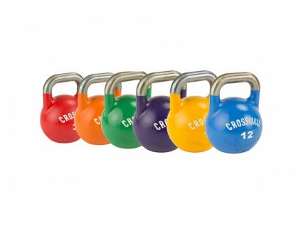 Soutěžní kettlebelly 8 -32 kg