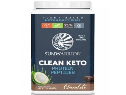 sunwarrior clean keto 720g