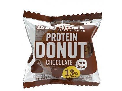 Body Attack Protein Donut 60g kobliha s navýšeným obsahem bílkovin