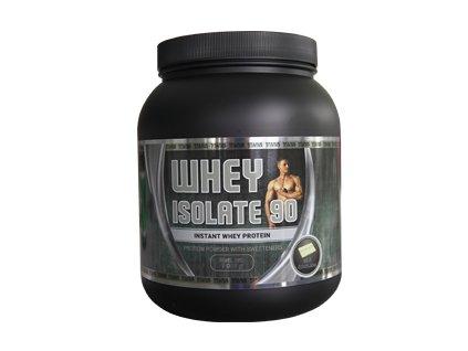 Aleš Lamka Protein Whey Isolate 90 - Titánus