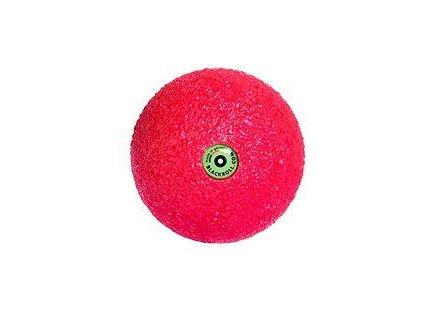 Masážní míček červený 12 cm