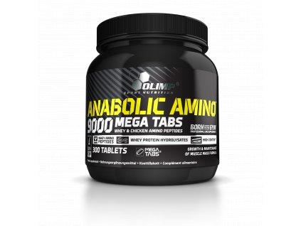 Anabolic Amino 9000 300 kapslí