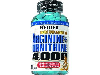 Weider Arginine + Ortnithine 4.000