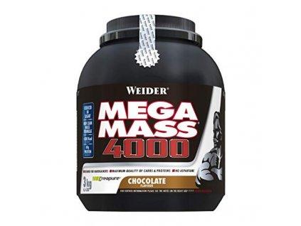 Weider Giant Mega Mass 4000 Gainer 3000 g