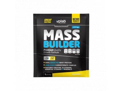 VPLab MASS BUILDER 100g sacharidovo-proteinový prášek