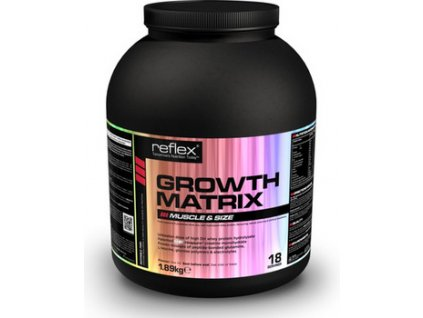 Growth Martix 1890g Reflex Nutrition