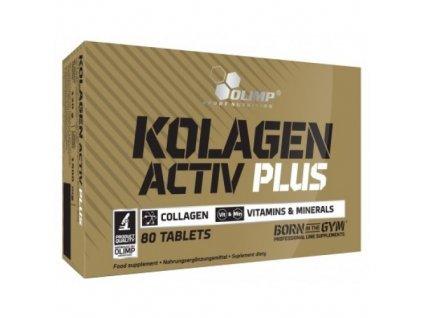 Kolagen Activ Plus 80 tablet