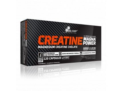 Creatine Magna Power 120 kapslí