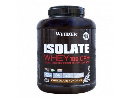 WEIDER ISOLATE WHEY 100 CFM 100% syrovátkový isolát 2kg