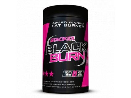 Black Burn 120 kapslí