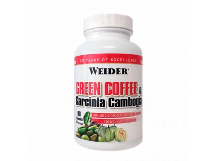 Weider Green Coffee & Garcinia Cambogia