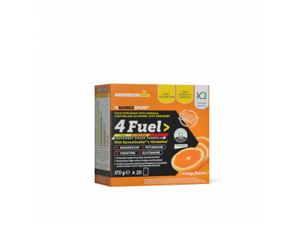NAMEDSPORT 4 Fuel pomeranč