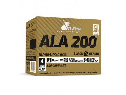 ALA 200 antioxidant 120 kapslí