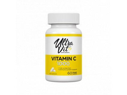 VPLab Vitamin C 1000 + sušený extrakt ze šípků