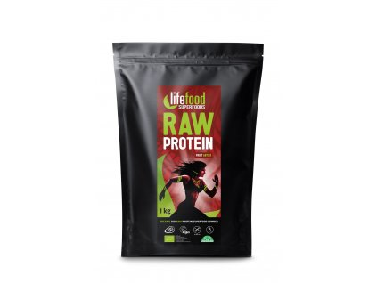 LifeFood Raw proteinová směs se superfoods - ovocná
