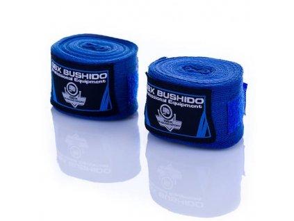 Boxerská omotávka DBX BUSHIDO modrá